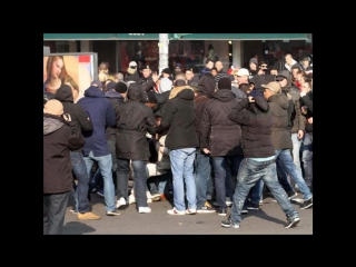 Neophyte Vs. DJ Paul Elstak - Rotterdame Hooligans(Complited By Carcore)