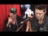 Daniel Powter performs Crazy All My Life (Live)