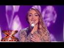 Lauren Platt sings Nat King Cole's Smile Live Week 6 The X Factor UK 2014