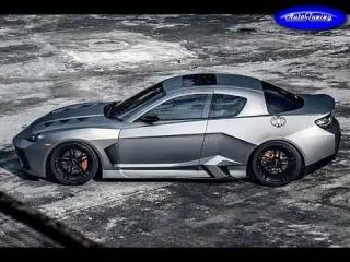 Тюнинг Мазда RX8 Tuning Mazda RX-8