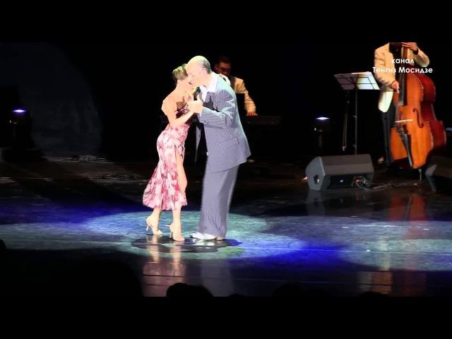 Tango. Horacio Godoy y Magdalena Guttierez. Орасио Годой и Магдалена Гутиеррез. Планетанго 2014.