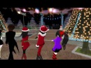 MMD Creppypasta Welcome To The Club X mas Especial