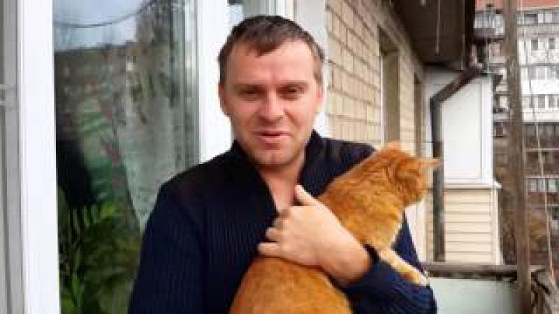 Посвящается коту Томасу
