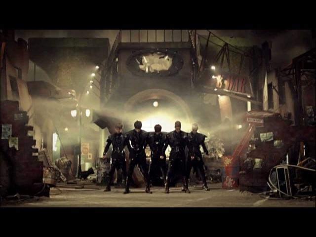 [Full HD] MBLAQ - It's War(전쟁이야) M/V Dance ver.