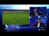 Монако - Арсенал (Обзор матча)