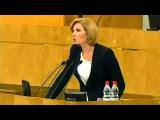 Депутат от #ЕР Ольга #Баталина и её непоКОЛЕбимая точка зрения