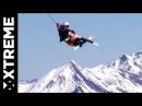 Shredding The Snowpark | Freeskier Jessy Cornu
