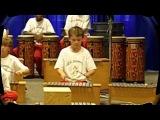 VES Jammers 2010: Balafon by Walt Hampton