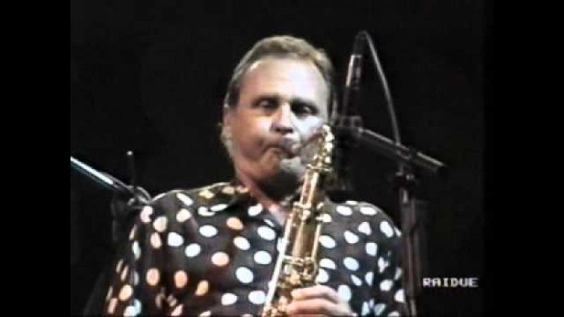 Stan Getz Quartet - Yesterdays- Umbria Jazz 1989.wmv
