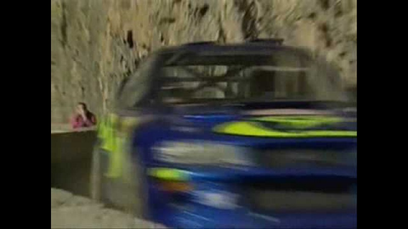 Colin McRae's best moments