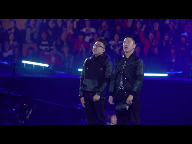 KRNFX Mike Song - Red Bull BC One World Finals 2013 - THE DANCEBOX | YAK FILMS