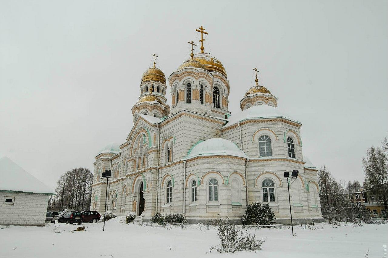Церковь Иоанна Предтечи в селе Култаево