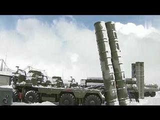 Сегодня на боевое дежурство заступили два новейших зенитно-ракетных комплекса С-400