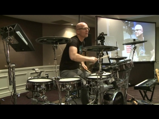 Michael Schack SPD-SX V Drum