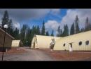 Бескаркасные арочные ангары в г. Гремячинск