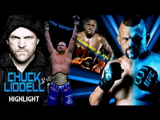 Chuck liddell - ice cold