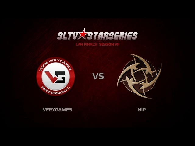 CSGO SLTV S7 Finals - VeryGames vs. NiP game 1 inferno