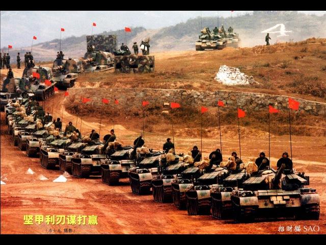 Армия Китая НОАК (ТОП 10 АРМИЙ)