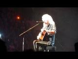 Queen + Adam Lambert - Love Of My Life (Brian May) - LIVE in Prague , Czech Republic - 2015