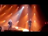 Queen + Adam Lambert - Somebody to love in the Prague 17.2.2015
