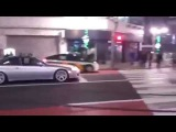 Shibuya drifting donut end up in a super police car chase :P