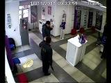 Как работает охрана город Тараз, Казахстан