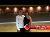 Latin basic lesson by Ekaterina Vaganova & Vito Coppola