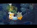 Развивающий мультик Летающие звери серия 13-14 двойная СТАРЫЙ ДУБ