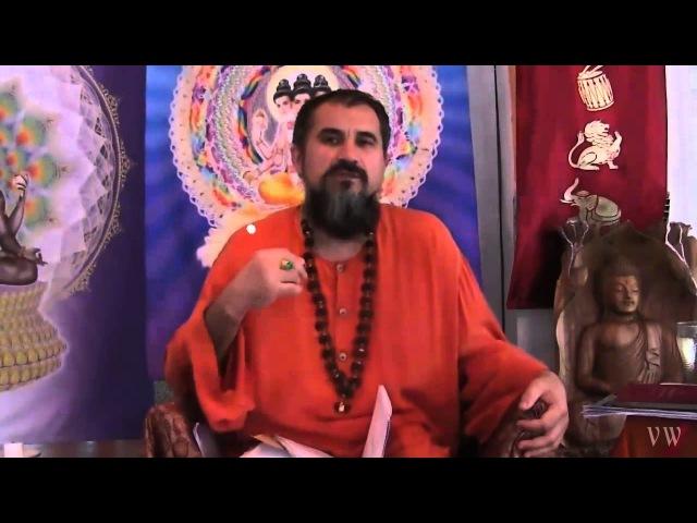 Развитие и углубление созерцания. Шамбхави мудра. Свами Вишнудевананда Гири, 26.06.2015