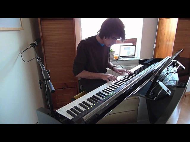 Реквием по мечте на фортепиано импровизация