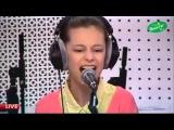 13 летняя девочка перепела певицу Iowa 'Улыбайся' cover