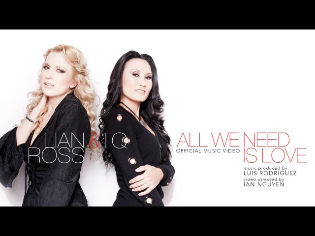 ALL WE NEED IS LOVE by LIAN ROSS TQ   80sTV