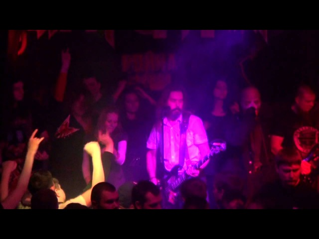 Коррозия Металла live in DEPO club (Красноярск), 7.12.2013