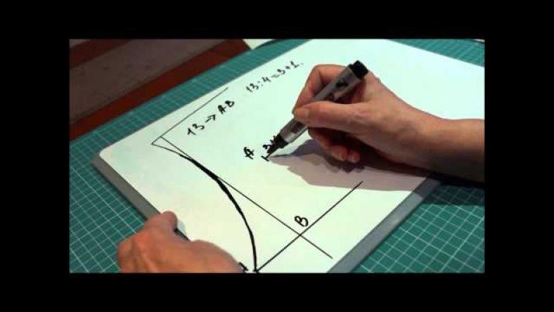 Расчет проймы и плеча в вязании спицами ч1 (Calculation armholes and shoulder Knitting Part 1)
