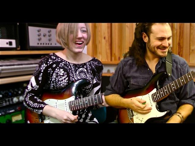 Jess Lewis ft. Alex Hutchings - Room 335 (Full Length Version) | JTCGuitar.com