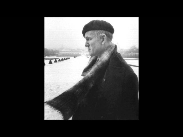 Schubert - Piano sonata D.960 - Richter studio