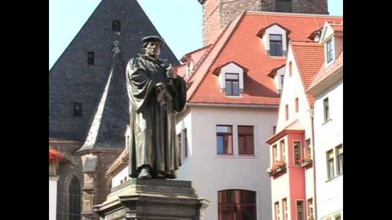 Удивительные уроки жизни Мартина Лютера - 1