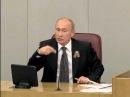 Президент России В Путин Заткнул Оппозицию в Госдуме