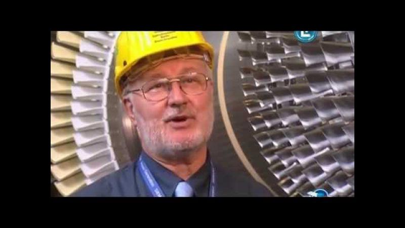 Высокие технологии: Газовые турбины. Вращающиеся гиганты