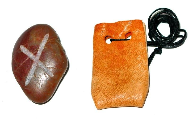 Рунические амулеты, талисманы ( камень ) с магическими программами.  Fre2iGiX7iA