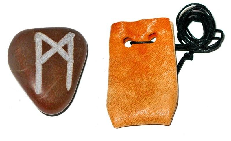 Рунические амулеты, талисманы ( камень ) с магическими программами.  EpBBzaAJ3pA