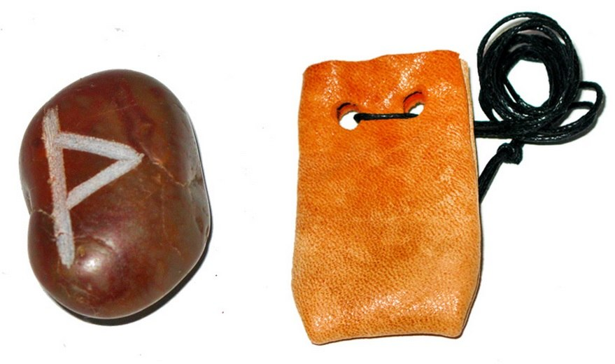 Рунические амулеты, талисманы ( камень ) с магическими программами.  SmouP2bheno