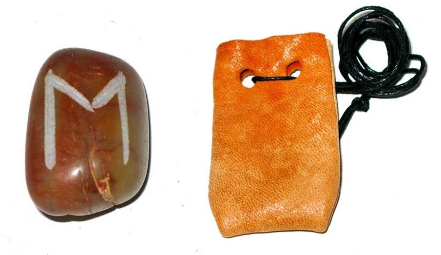 Рунические амулеты, талисманы ( камень ) с магическими программами.  QvmtafBDiH8