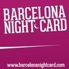 Barcelona NightCard