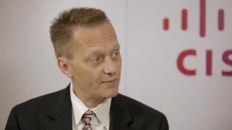 The Cable Show - John Chapman talks about DOCSIS