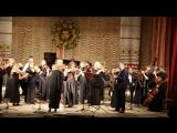 Ансамбль скрипачей детской музыкальной школы
