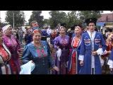 Терская казачья свадьба. Проводы жениха (часть 2)