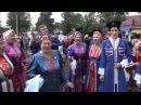 Терская казачья свадьба. Проводы жениха часть 2
