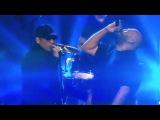 Moses Pelham &amp Band mit Xavier Naidoo - Halt aus (live)
