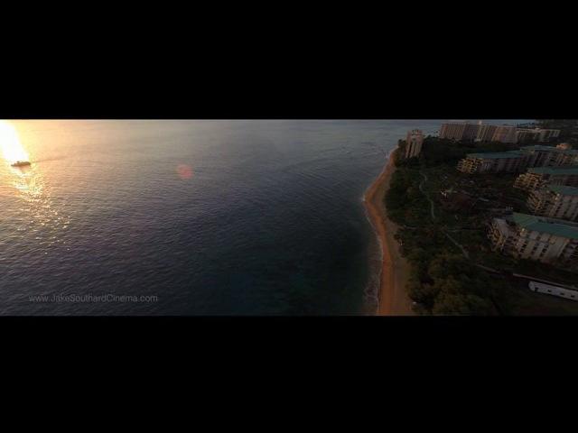 Aerial cinematography, Maui Hawaii 2014: Jake Southard Cinema llc: phantom H3-3D
